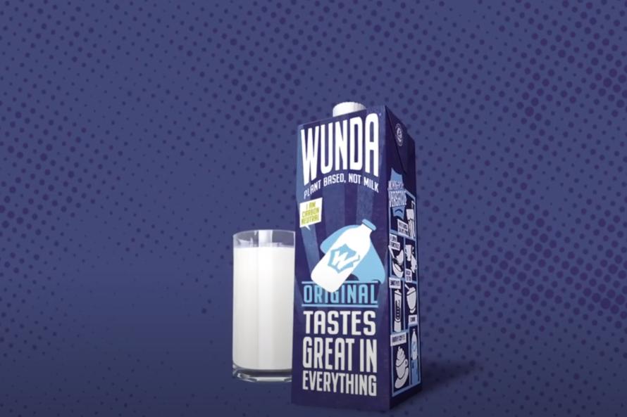 Nestle создала бренд веганского молока