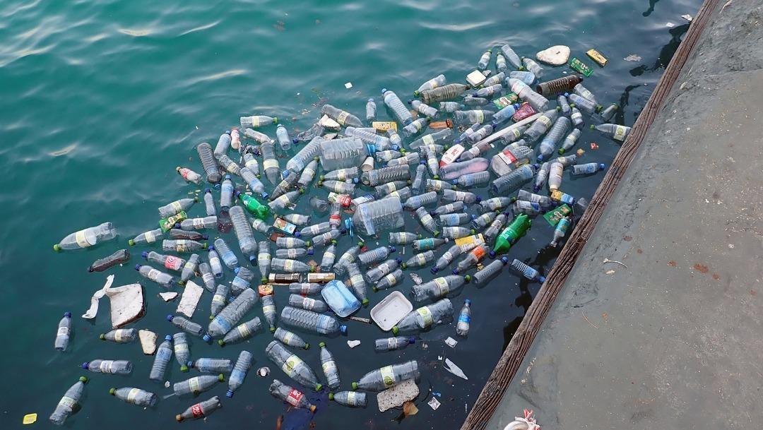 Главные загрязнители Земли. Всего 20 компаний производят более половины мировых пластиковых отходов