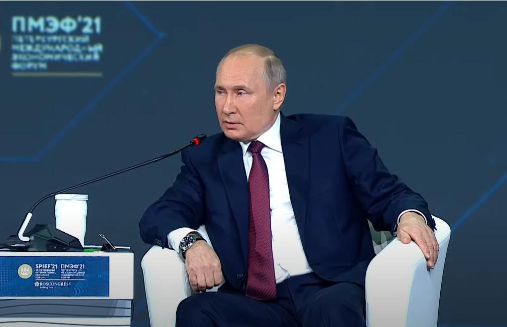 Путин ответил на критику известного блогера Дерипаски из-за повышения ключевой ставки