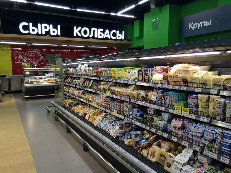 Треть россиян признались в экономии на еде