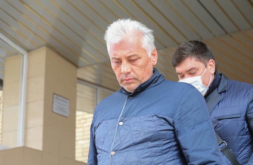 Адвоката Абызова отправили в колонию за взятку