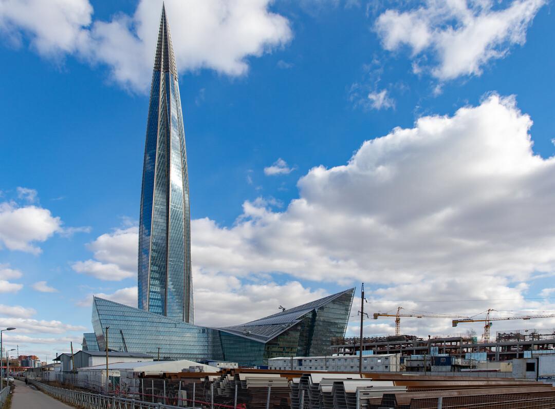 Акционеры одобрили переезд Газпрома из Москвы в Петербург