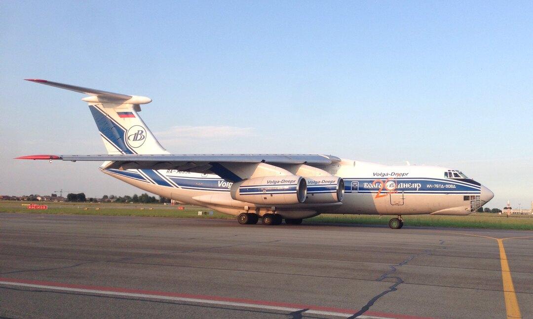 Авиакомпании группы Волга-Днепр возобновили полёты над Белоруссией