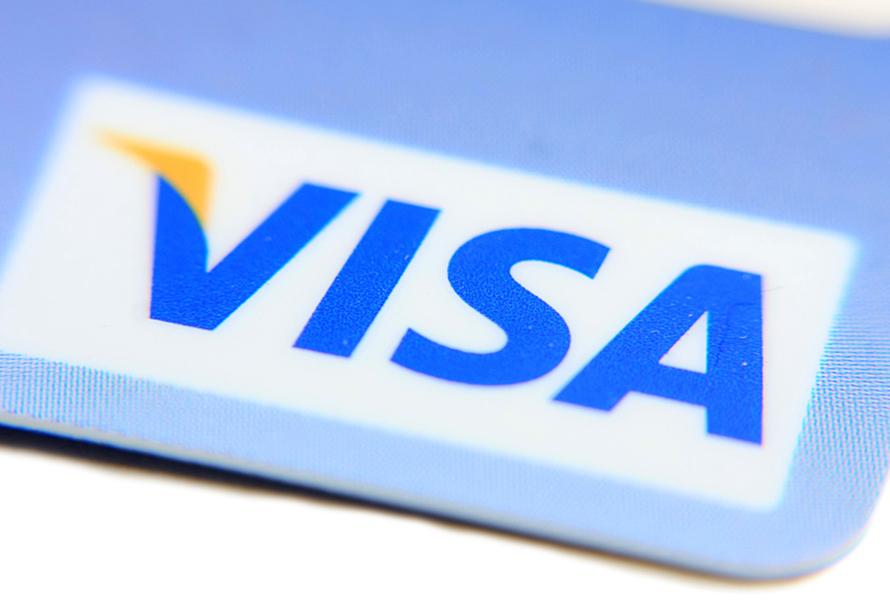Visa представила новый логотип