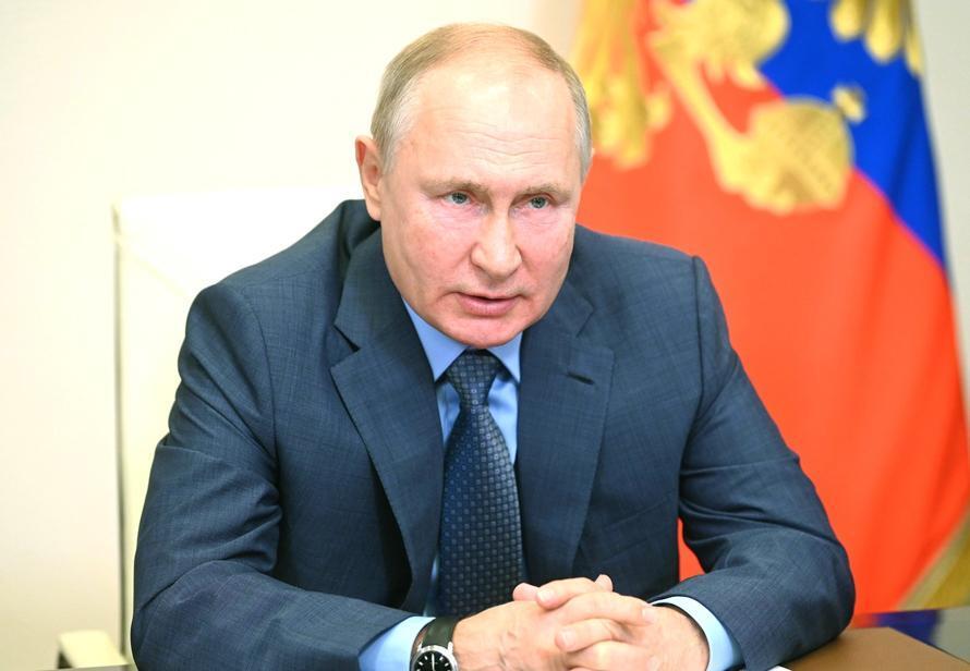 Путин назвал решённым вопрос о повышении налога для металлургов