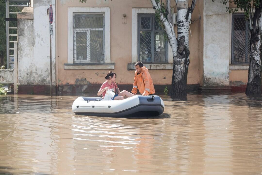 6 тысяч рублей за квадрат. Крымчанам пообещали возместить ущерб от наводнения