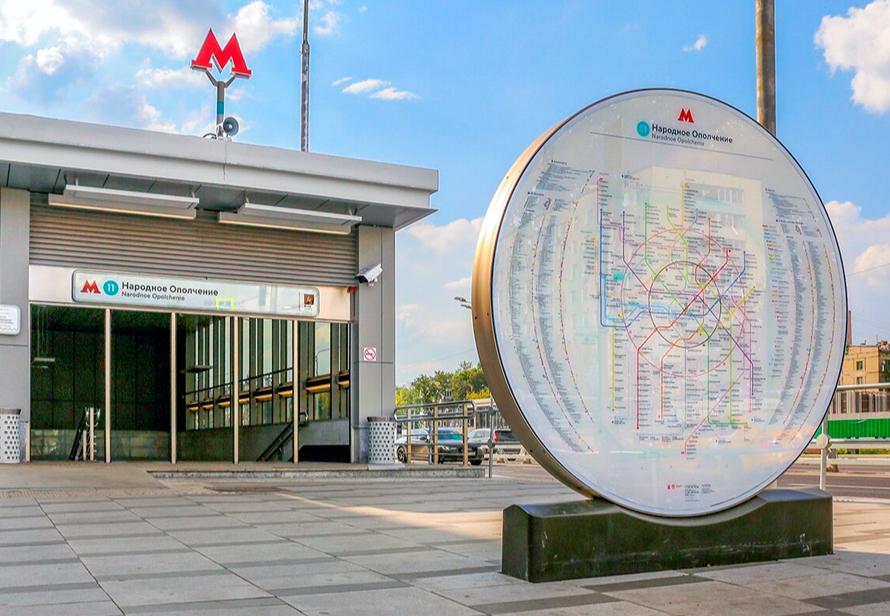Пандемия лишила метро Москвы 26 млрд рублей