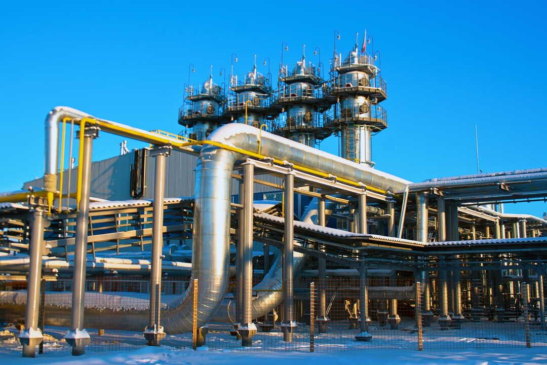 Годовой доход России от экспорта газа оценили в 900 млрд рублей
