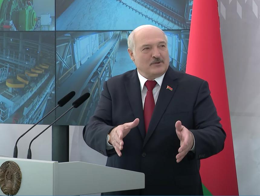 Лукашенко призвал шахтёров майнить криптовалюту