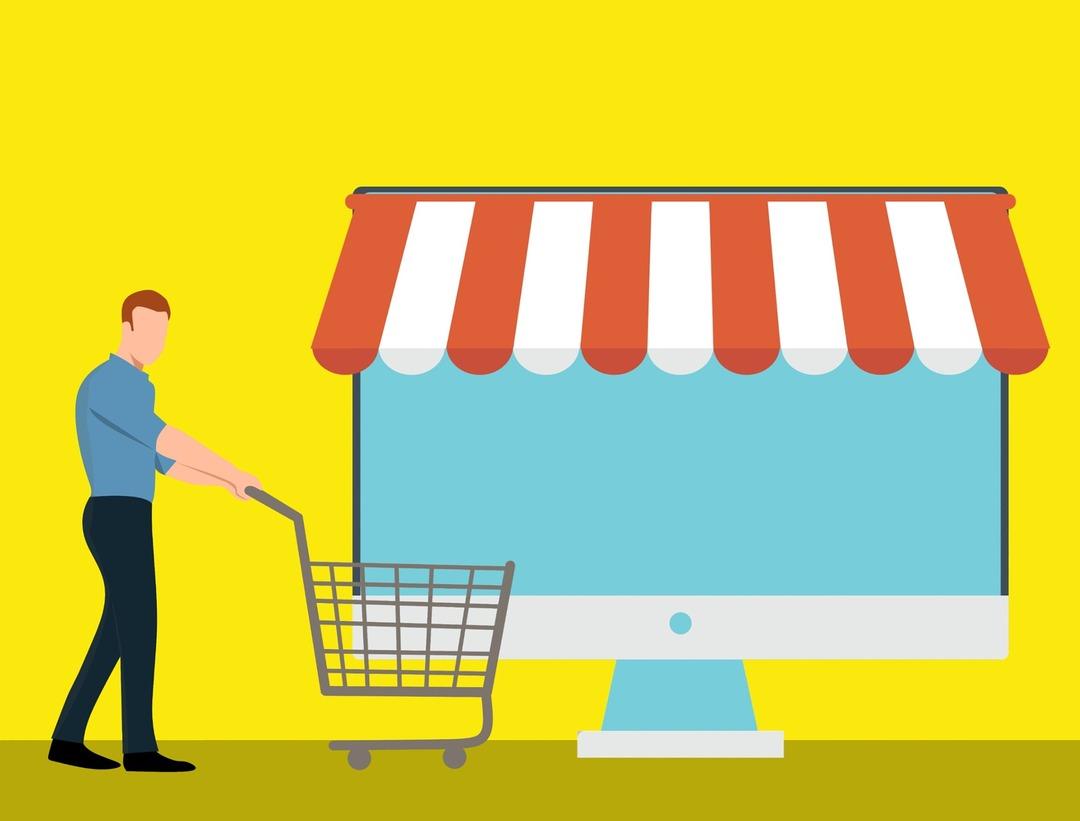 Онлайн-продажи продуктов в России выросли почти в 3 раза