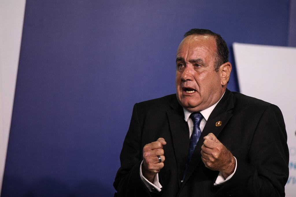 Ковёр, набитый деньгами. В подкупе президента Гватемалы нашли российский след
