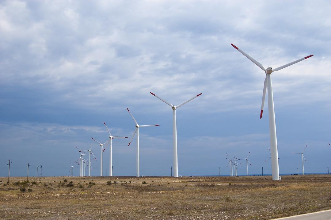 Представлены первые в мире экологичные лопасти для ветрогенераторов