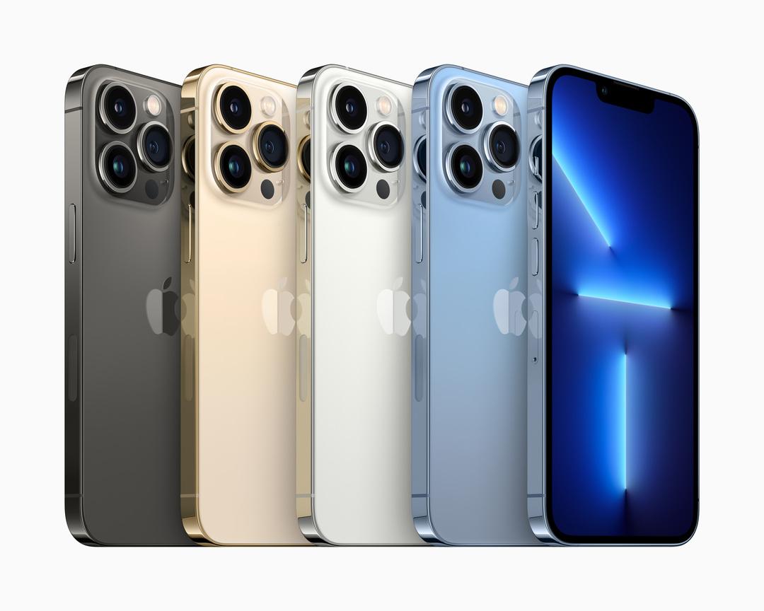 Стали известны цены на iPhone 13 в России