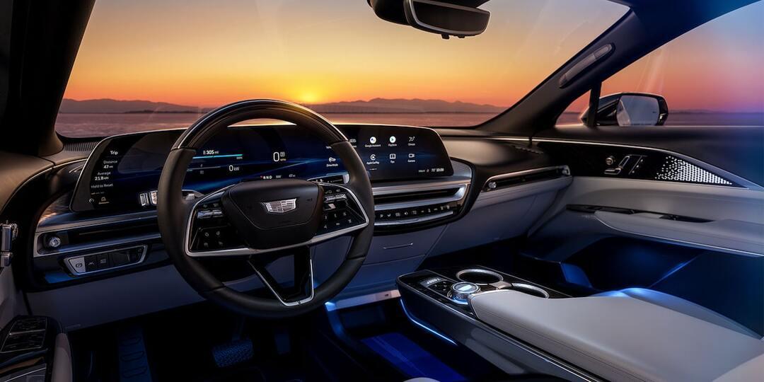 Люксовые электрокары Cadillac после старта предзаказа раскупили за 19 минут. Они стоят от $59 тысяч