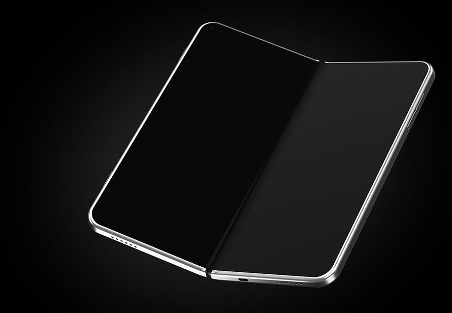 Google разработала смартфон с гибким экраном