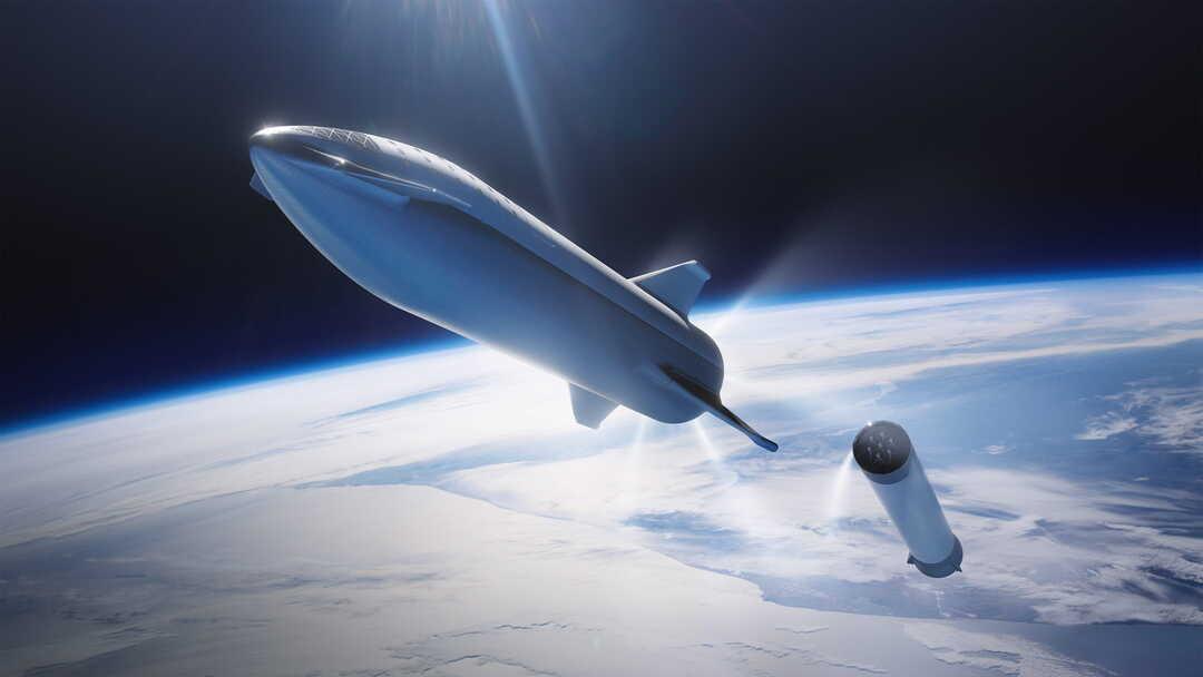 Стали известны подробности спора космических компаний Безоса и Маска