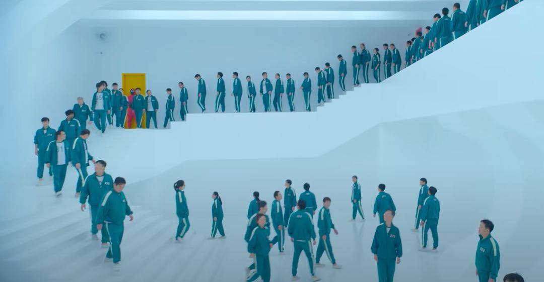 Южнокорейский провайдер подал в суд на Netflix из-за сериала Игра в кальмара