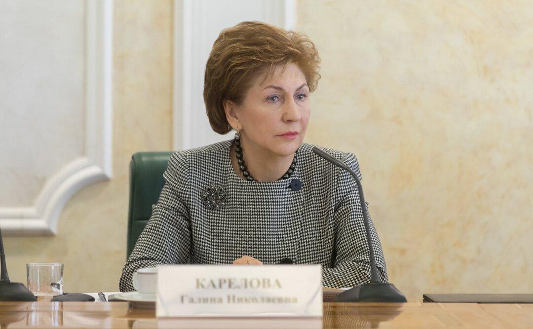 Зампред Совфеда выступит на пресс-конференции о Евразийском женском форуме