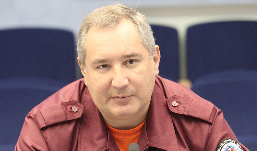 Рогозин показал робота-охранника с космодрома Восточный