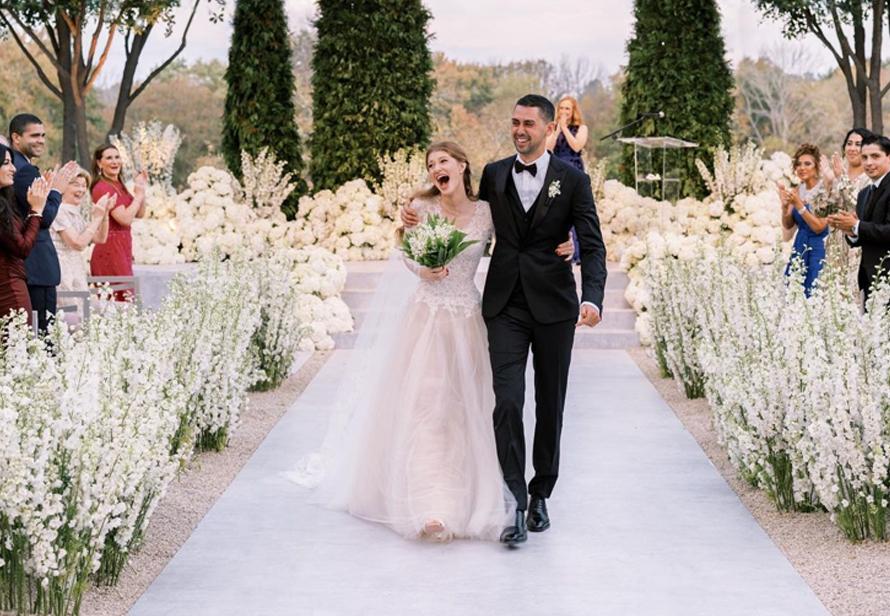 Дочь Билла Гейтса сыграла свадьбу за $2 млн