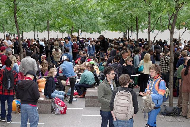 Охота на быков. Зачем 10 лет назад толпы разъярённых людей захватили Уолл-стрит