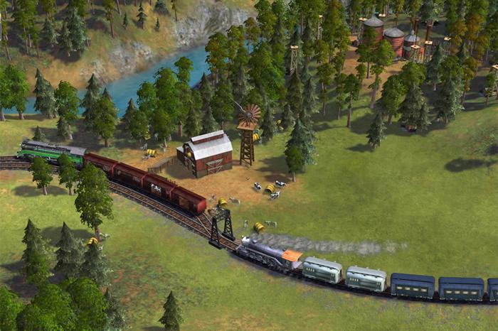 экономические железнодорожные стратегии игры