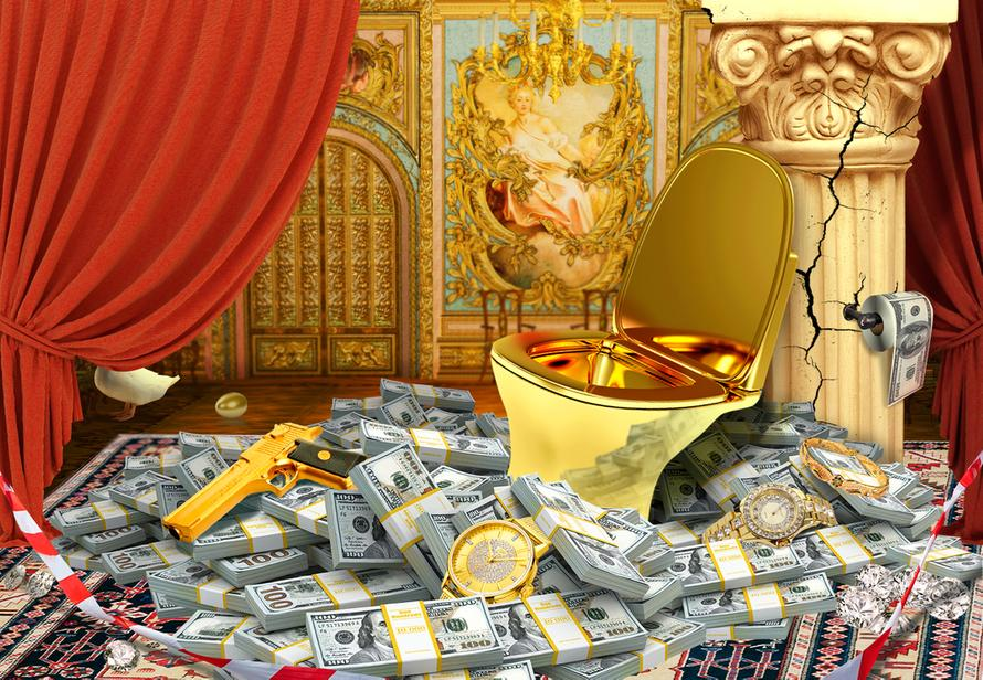 Золотые унитазы и бесценные машины. Как живут и тратят деньги российские коррупционеры